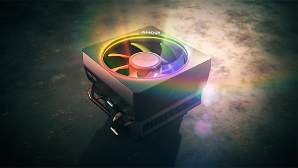 Ventirad AMD