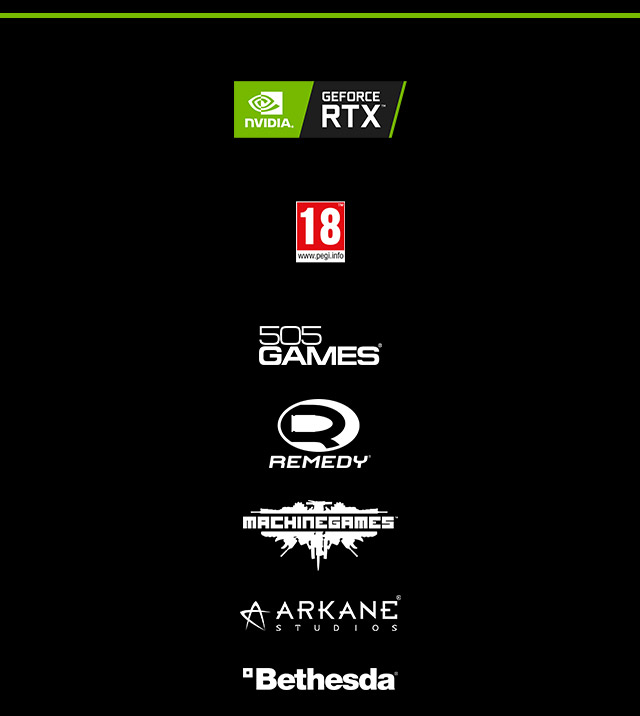 Nvidia Geforce RTX | PEGI 18