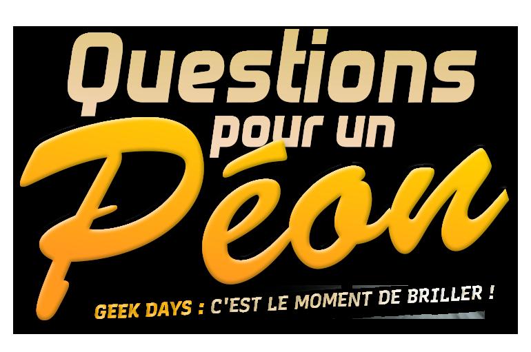 Questions pour un Péon