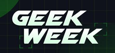 Geek Week 2019