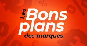 Les bons plans des marques