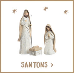 Santons de Noël