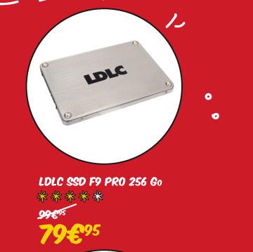 Ldlc ssd f9 pro 256 GB