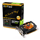 ZOTAC GeForce GTX 650 Synergy Edition 2GB