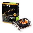 ZOTAC GeForce GTX 650 Synergy Edition 1GB