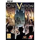 Civilization V : Brave New World (PC)