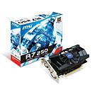 MSI Radeon R7 250 1GD5 OC