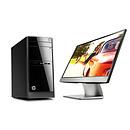 """HP Compaq 110-125efm (E8U26EA) + HP 21.5"""" LED - 22xi"""