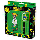Subsonic Footy Dog Brazil XL (Nintendo 3DS XL et DSi XL)