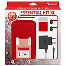 Subsonic Essential Kit XL Rouge (Nintendo 3DS XL et DSi XL)