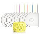 3D Systems 403044 - Cartouche PLA Jaune pâle pour imprimante 3D