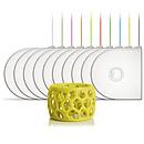 3D Systems 401396-01 - Cartouche PLA Jaune pour imprimante 3D