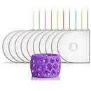 3D Systems 401403-01 - Cartouche PLA Violet pour imprimante 3D