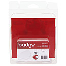 Evolis Badgy 100 cartes blanches vierges fines