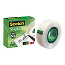 Scotch Magic 19 mm x 33 m Transparent