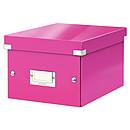 Leitz Click & Store boite de rangement petit format 7.4 litres Rose