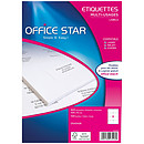 Office Star Etiquettes 105 x 70 mm x 800