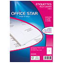 Office Star Etiquetas 210 x 148.5 mm x 200