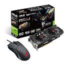 ASUS STRIX GeForce GTX 970 4 Go + ROG Gladius Bundle Edition offerte
