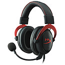 HyperX Cloud II rojo