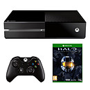 Microsoft Xbox One + Halo : The Master Chief Collection