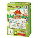 Nintendo New 3DS XL (blanche) + Animal Crossing : Happy Home Designer