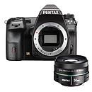 Pentax K-3 II + SMC DA 50mm f/1.8