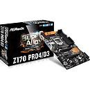 ASRock Z170 Pro4/D3