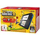 Nintendo 2DS Noire / Bleue + New Super Mario Bros. 2