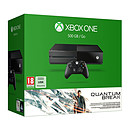Microsoft Xbox One + Quantum Break