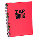 Clairefontaine Zap Book A5 spirale 320 pages 80g