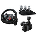 Logitech G29 Driving Force + Driving Force Shifter
