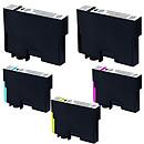Multipack cartucho compatibles Epson T129 (negro, Cyan, Magenta et amarillo)