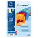 Exacompta Kreacover 40 vues