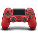 Sony DualShock 4 v2 (rouge)