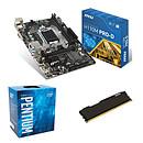 Kit Upgrade PC Pentium G4400 MSI H110M PRO-D 8 Go