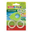 tesa Tesafilm mini ecoLogo + 2 x tesafilm Eco & Clear 10m x 19mm