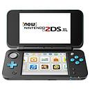 Nintendo New 2DS XL (Noir/Turquoise)