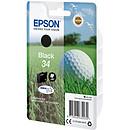 Epson Bola de golf negra 34