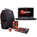 MSI GE62 6QF-242FR Apache + Pack MSI Back to School OFFERT !