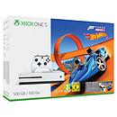 Microsoft Xbox One S (500 Go) + Forza 3 : Hot Wheels