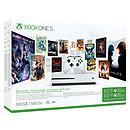 Microsoft Xbox One S Starter Bundle (500 Go)