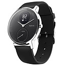 Withings Nokia Steel HR 36 mm Silicone Noir