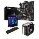 Kit Upgrade PC Core i3K MSI Z370-A PRO 4 Go