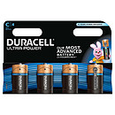 Duracell Ultra Power C (par 4)