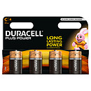 Duracell Plus Power C (par 4)