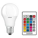OSRAM Ampoule LED Retrofit RGBW standard Télécommande E27 9W (60W) A+