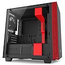 NZXT H400 (negro/rojo)