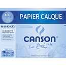 Canson Pochette calque satin 70g 24x32