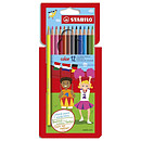 Stabilo Color - 12 crayons assortis